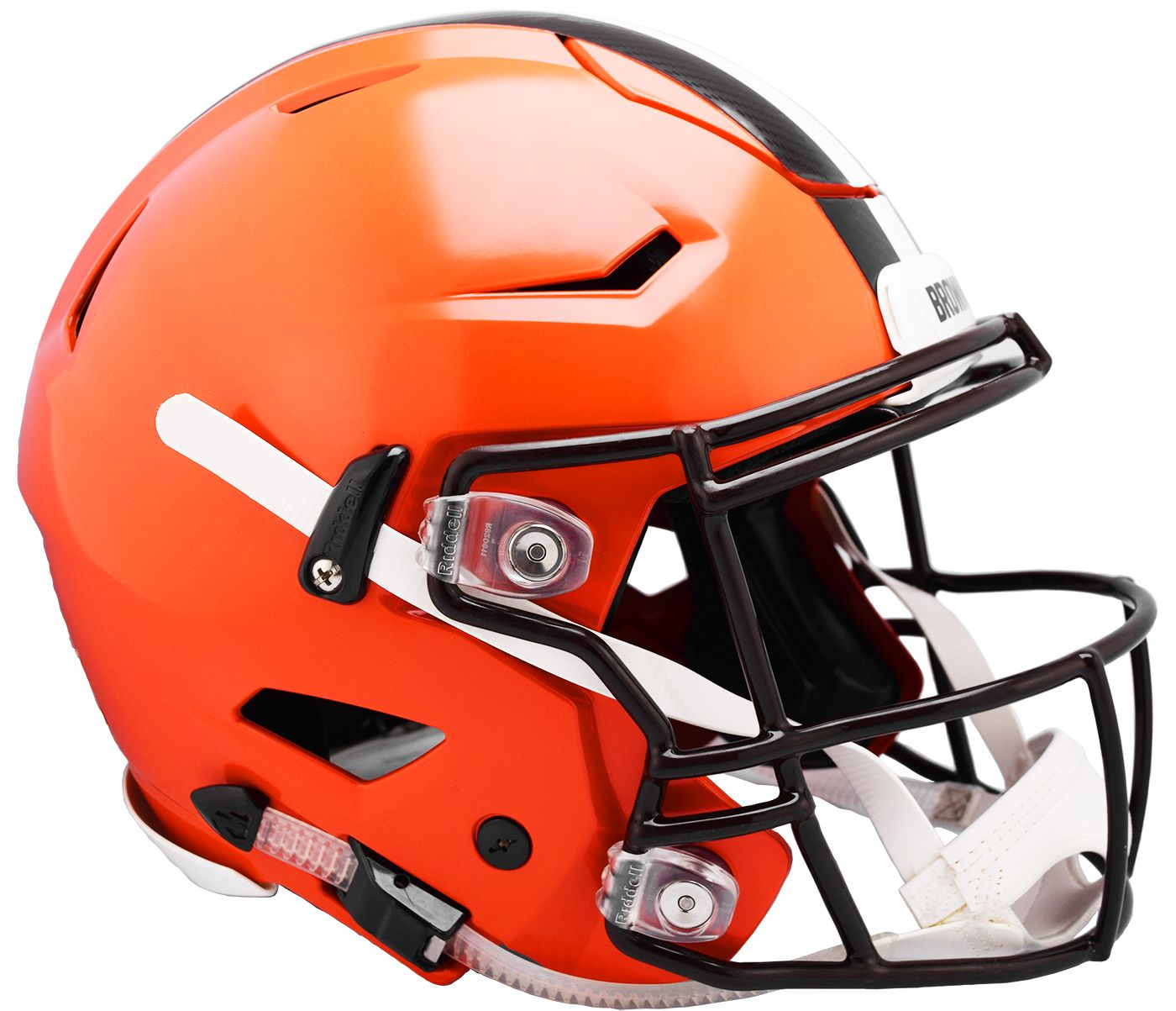Riddell Cleveland Browns Speed Flex Authentic Football Helmet