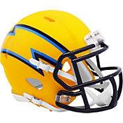 Riddell Los Angeles Chargers AMP Speed Mini Football Helmet