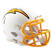 Riddell Los Angeles Chargers Color Rush Speed Mini Helmet
