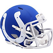 Riddell Indianapolis Colts AMP Speed Mini Football Helmet