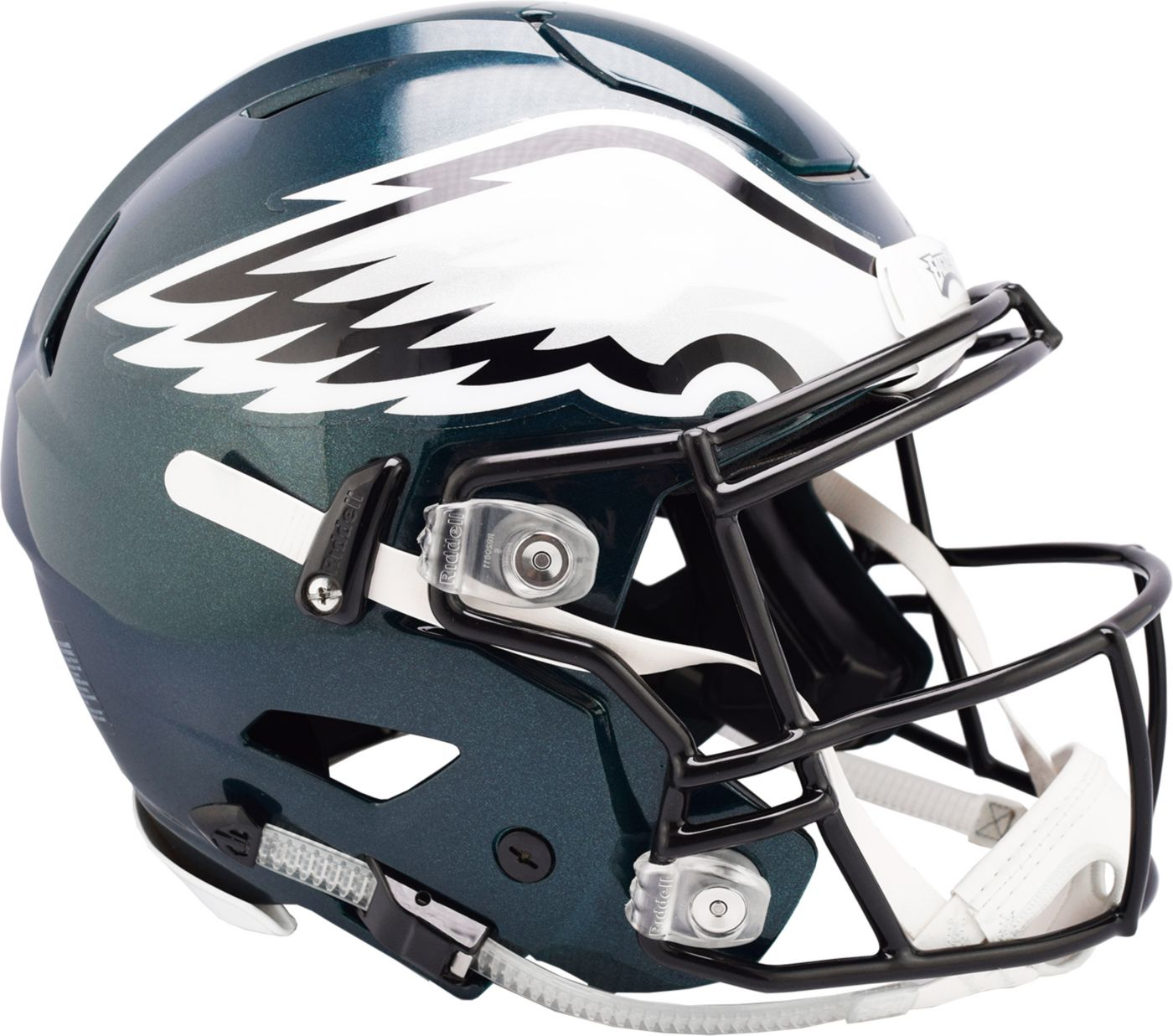 Riddell Philadelphia Eagles Speed Flex Authentic Football Helmet