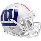 Riddell New York Giants AMP Speed Mini Football Helmet
