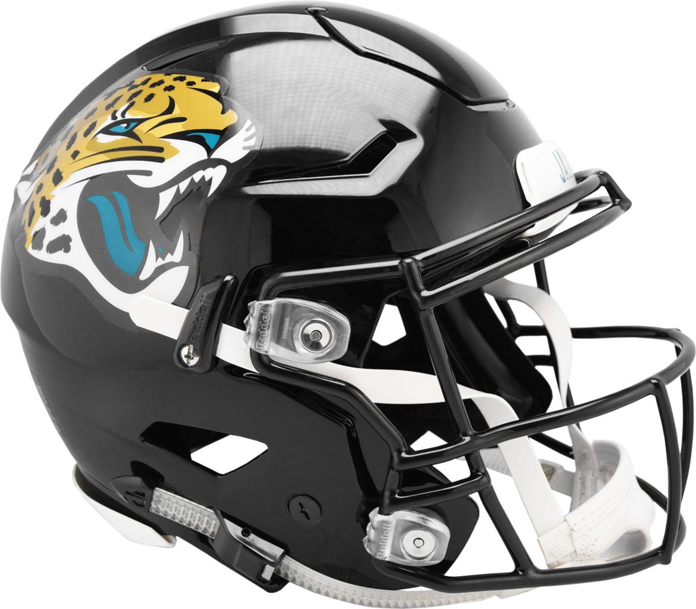 Riddell Jacksonville Jaguars Speed Flex Authentic Football Helmet