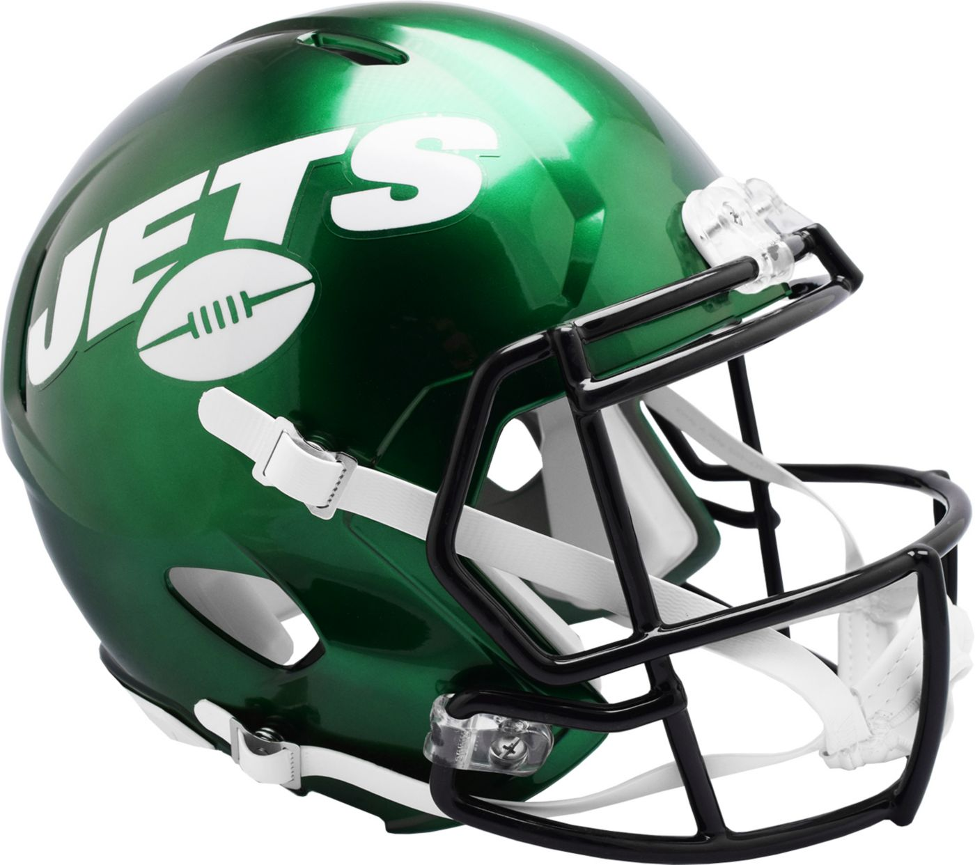 Riddell New York Jets Speed Replica Football Helmet