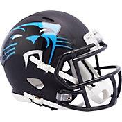 Riddell Carolina Panthers AMP Speed Mini Football Helmet