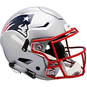 Riddell New England Patriots Speed Flex Authentic Football Helmet