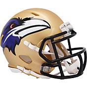Riddell Baltimore Ravens AMP Speed Mini Football Helmet