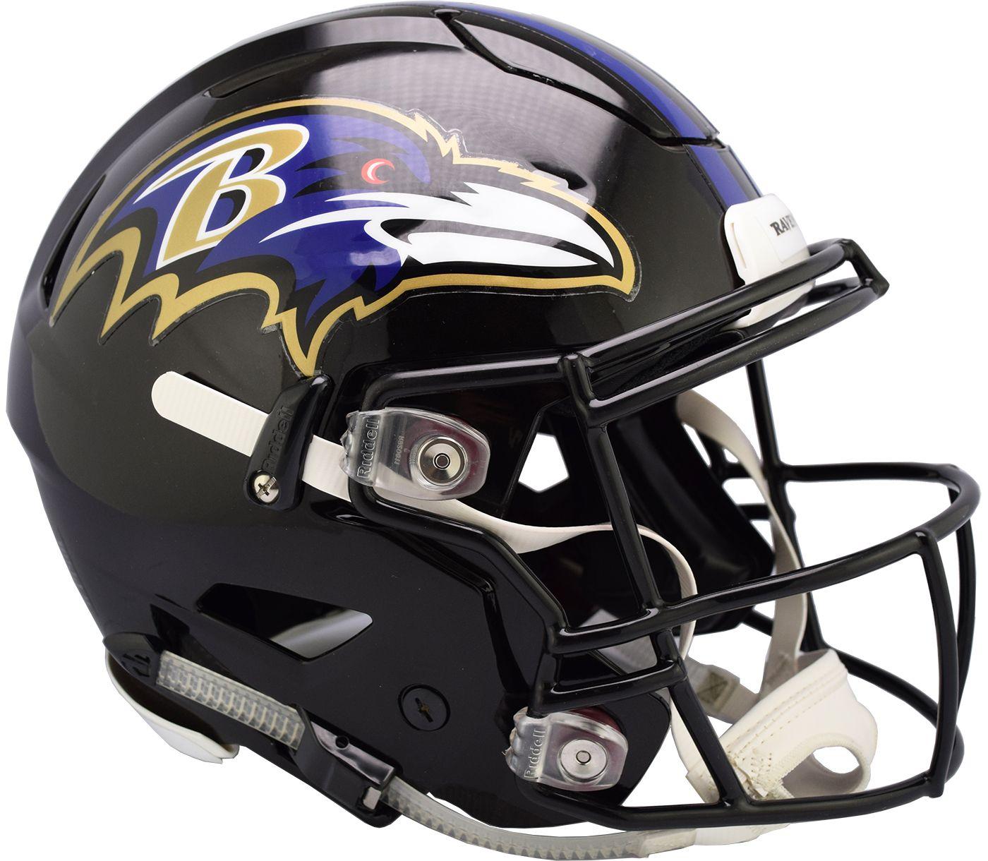 Riddell Baltimore Ravens Speed Flex Authentic Football Helmet