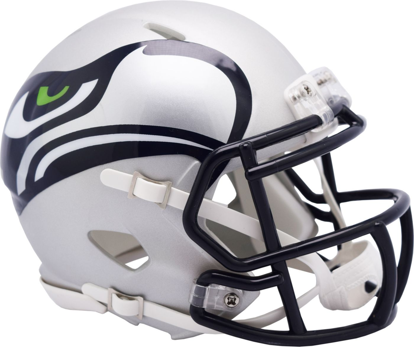 Riddell Seattle Seahawks AMP Speed Mini Football Helmet
