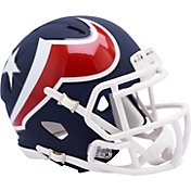 Riddell Houston Texans AMP Speed Mini Football Helmet