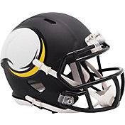 Riddell Minnesota Vikings AMP Speed Mini Football Helmet
