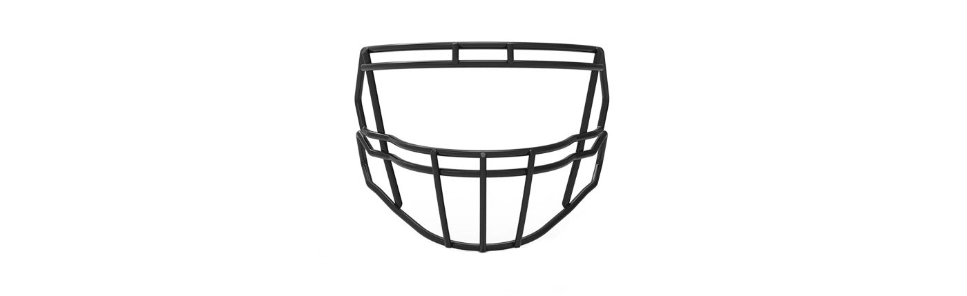 Riddell S2BD-HS4 Football Facemask