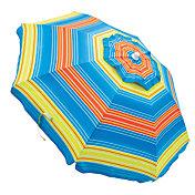 RIO 6' Tilt Beach Umbrella with Wind Vent