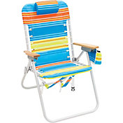 RIO 4-Position Backpack Beach Chair