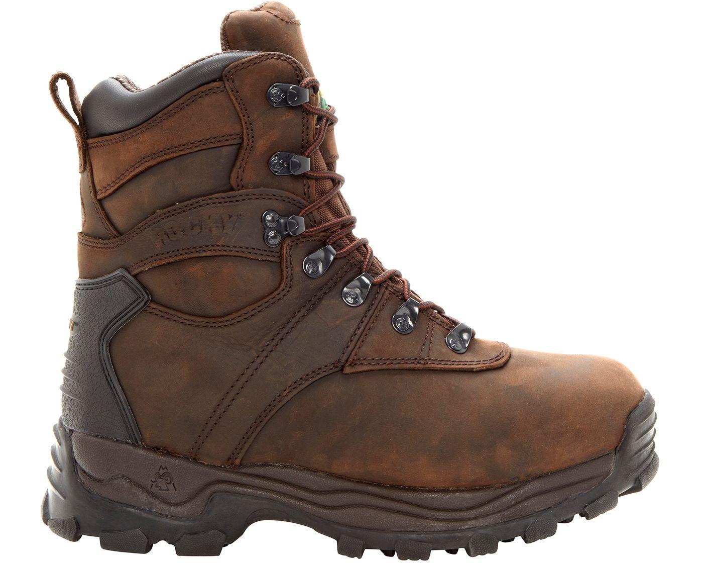 Rocky Men's Sport Utility Pro 600g Waterproof Hunting Boots