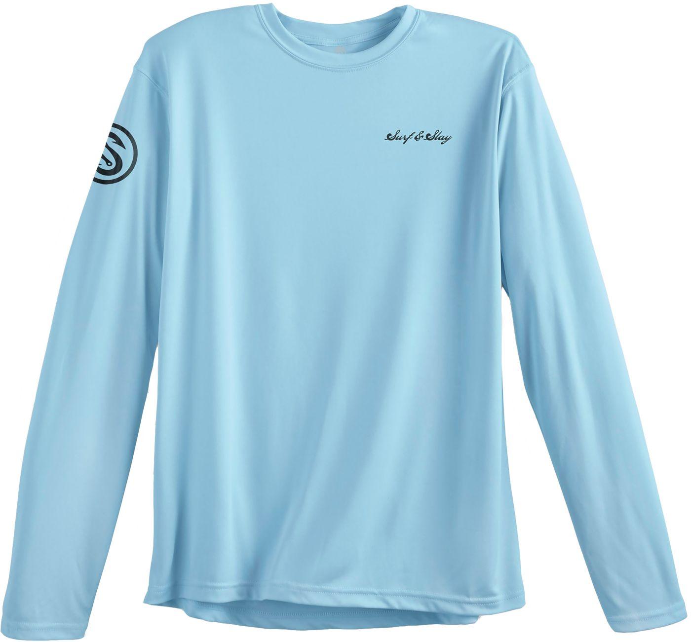 Scales Gear Men's Tuna Slay Long Sleeve Performance Shirt