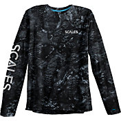 Scales Gear Men's Every Degree Camo Long Sleeve Performance Shirt