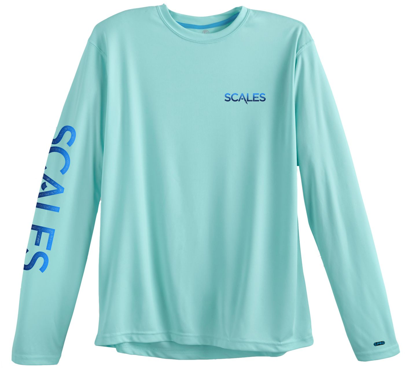 Scales Gear Men's Every Degree Long Sleeve Performance Shirt