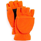 Reliable of Milwaukee Blaze Fleece Flip Mittens