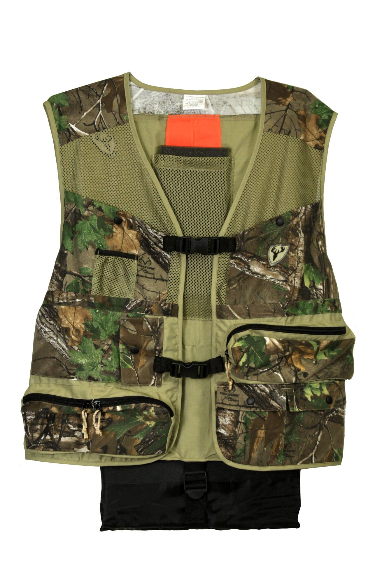 Blocker Outdoors Shield Series Torched Turkey Vest, Men's, Size: Medium/Large, Green thumbnail