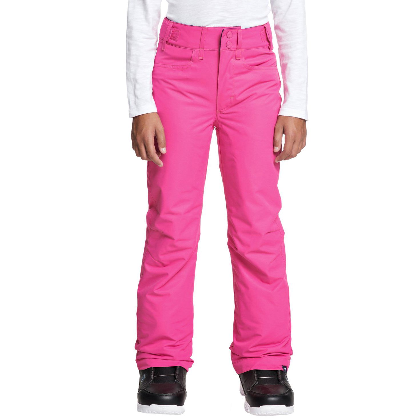Roxy Girls' Backyard Snow Pants