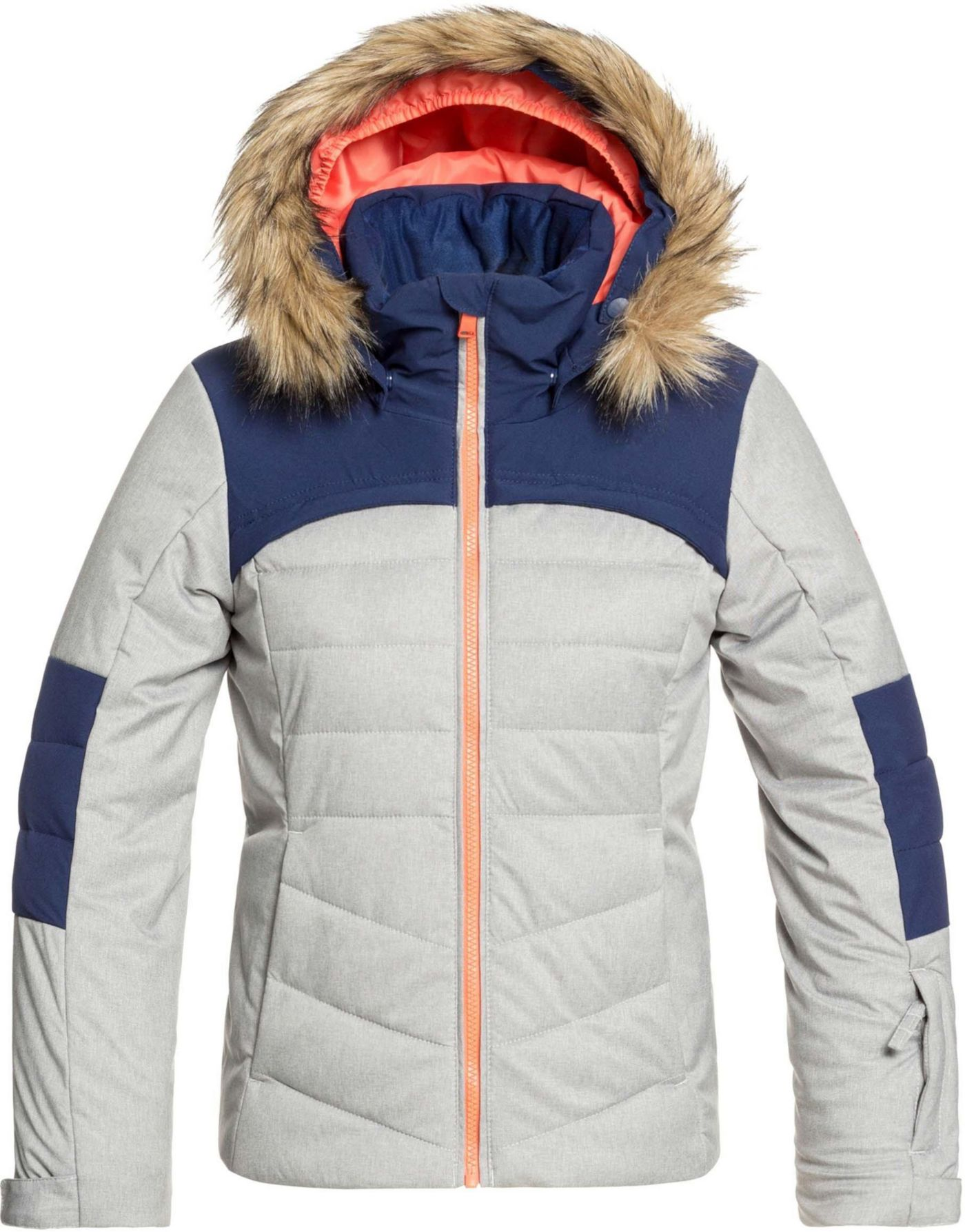 Roxy Girls' Bamba Snow Jacket