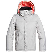 Roxy Girls' Jetty Solid Snow Jacket