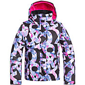 Roxy Girls' Jetty Snow Jacket