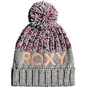 Roxy Girls' Alyeska Pom-Pom Beanie