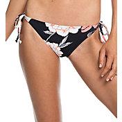 Roxy Women's Roxy Women's Beach Classics Tie Side Bikini Bottoms