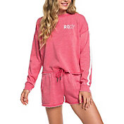 Roxy Women's Dream Believer Crew Sweatshirt