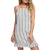 Roxy Women's Golden Skin Stripe Dress