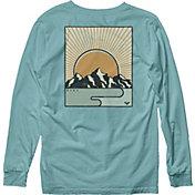Roxy Women's Mountain View Vintage Long Sleeve T-Shirt