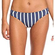Roxy Women's Printed Beach Classics Regular Bikini Bottoms