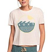 Roxy Women's Recipe for Happiness B Short Sleeve T-Shirt