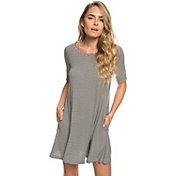 Roxy Women's Smitten Kitten Short Sleeve Dress