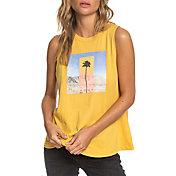 Roxy Women's Single Palm Tank Top