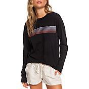 Roxy Women's Surf Times Vintage Long Sleeve T-Shirt