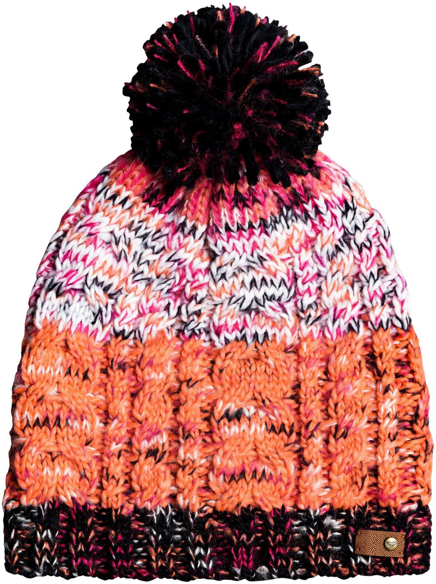 Roxy Women's Telma Block Pom-Pom Beanie