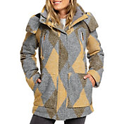 Roxy Women's Dawn Hooded Technical Insulated Jacket