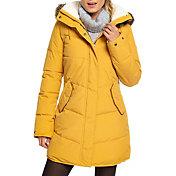 Roxy Women's Ellie Longline Hooded Waterproof Puffer Jacket