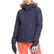 Roxy Women's Meade Denim Snow Jacket