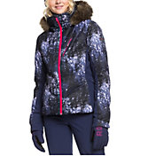 Roxy Women's Plus Size Snowstorm Snow Jacket