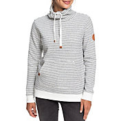 Roxy Women's Worlds Away Funnel Neck Sweatshirt