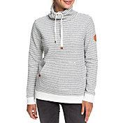 Roxy Women's Worlds Away Funnel Neck Sweatshirt