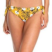 Roxy Women's Wavy Soul Full Bikini Bottoms