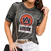 Gameday Couture Women's Auburn Tigers Grey Boyfriend T-Shirt
