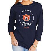 Gameday Couture Women's Auburn Tigers Blue Varsity Long Sleeve T-Shirt