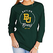 Gameday Couture Women's Baylor Bears Green Varsity Long Sleeve T-Shirt