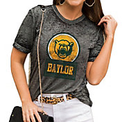 Gameday Couture Women's Baylor Bears Grey Boyfriend T-Shirt